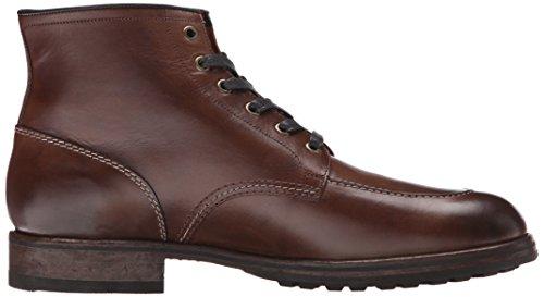 Frye Mens Wilson Midlace Boot Mörkbrun