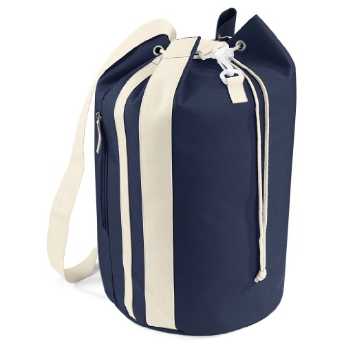 BagBase Seesack Pacific BG227 French Navy/Sand