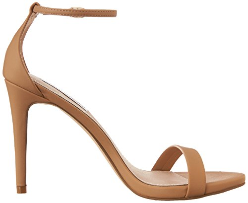 sale recommend clearance online fake Steve Madden Women's Stecy Dress Sandal Natural Leather vncXFMnoo