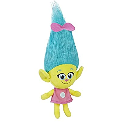 DreamWorks Trolls Tiny Smidge Hug 'N Plush Doll: Toys & Games