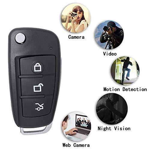 SPYCENT Car Key Hidden Spy Camera 1080P Hidden Camera - Key Camera