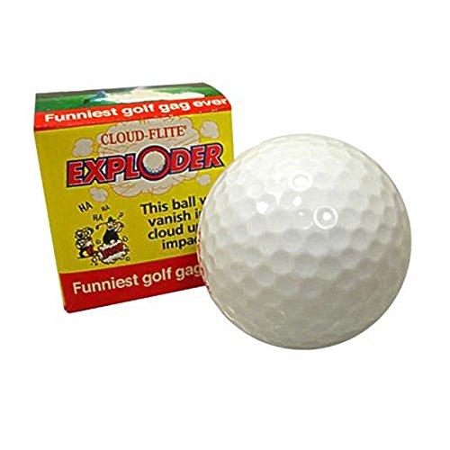Exploding Golf Ball (Golf Exploder Ball)