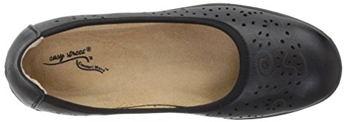 Flat Ballet Women's Black Easy Street Mable qpyHI