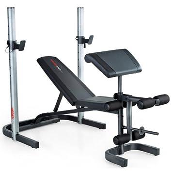 Weider Banc De Musculation Pro 440 Dc Weevbe24711 Amazonfr