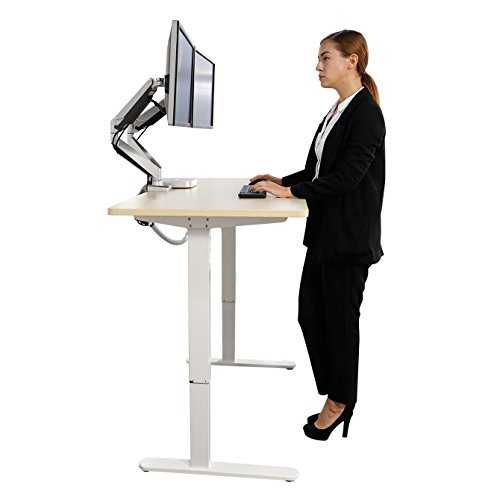 Standing Desk Finish Maple White product image