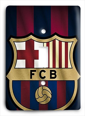 Barcelona Fc Football Soccer Light Switch ()