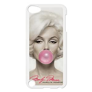 Marilyn Monroe For Ipod Touch 5 Cases Cell phone Case Qqgl Plastic Durable Cover