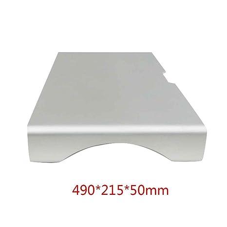 Providethebest SENZANS aleación de Aluminio Soporte de Monitor del Ordenador portátil Grande Holder Intensificar Universal del