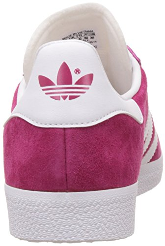 adidas Gazelle Men's White Pink Sneakers Casual rAnOg5qwHr