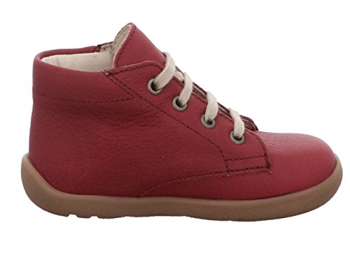 Däumling Unisex Baby Pirmin Sneaker Rot (Nappa Cf Tramonto)