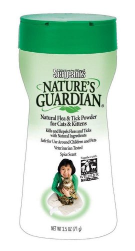 Natguardian Cat Flea and Tick Powder, My Pet Supplies