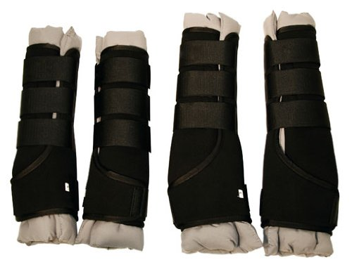Kerbl 32470 Travel Boots Neoprene Large by SportsCenter