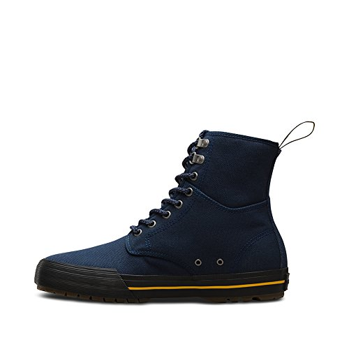Dr Boot Olive Canvas Martens 14oz Winsted Ankle Mid Canvas Navy tqqYpr6w