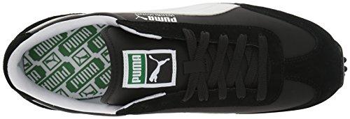 Classic Sneaker Puma Uomo Puma Nero / Puma Bianco / Blu Reale