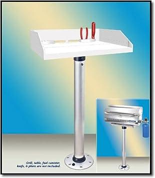 Magma Pedestal soporte de móvil para parrilla/mesa T10-185 ...