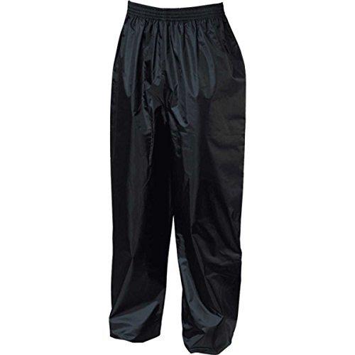 IXS Crazy Evo Rain Pants (Black, 5X-Large)