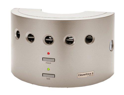 空気清浄脱臭器 クレバートリック 2 プラチナゴールド CLC-105PG B000PUXCZK