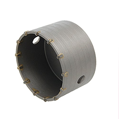 uxcell Carbide Tipped Hollow Core Wall Hole Saw Cutter Tool 100mm Diameter
