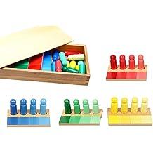 StarMall Montessori Color Resemblance Sorting Task