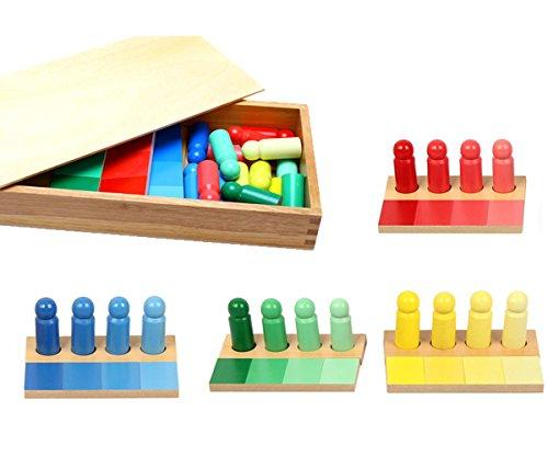 (StarMall Montessori Color Resemblance Sorting Task)