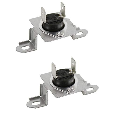 6931EL3003D Dryer Thermal Fuse Thermostat Assembly Replacement for LG Dryer Thermostat P/N PS3530485 AP4440975 1268366