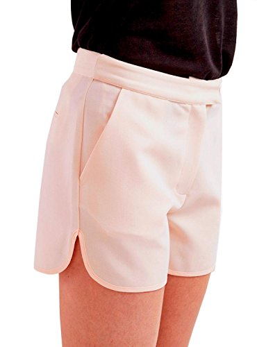 Shorts Rosso Vila Shorts Vicrispy Vila Vicrispy Coral YPwUtq