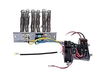 Amazon com: Ecoer E-EHK-05B 5kw Electric Auxiliary Heater