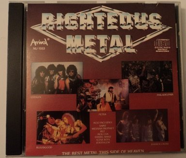 Righteous Metal by K-Tel