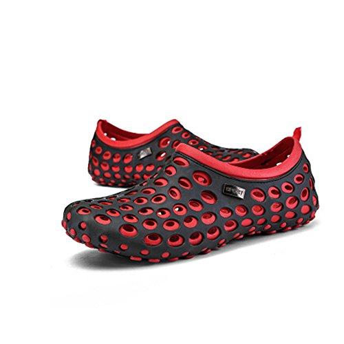 Impermeabili Pantaloncini da Sandalo 27 Antiscivolo cm da 5 Uomo 25 Uomo e da Rosso Spiaggia Acaroline dqA7xtYzwt
