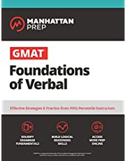 GMAT Foundations of Verbal: Practice Problems in Book and Online