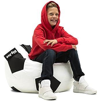 Charmant Big Joe 0615137 Soccer Ball Bean Bag Chair, SoccerBall