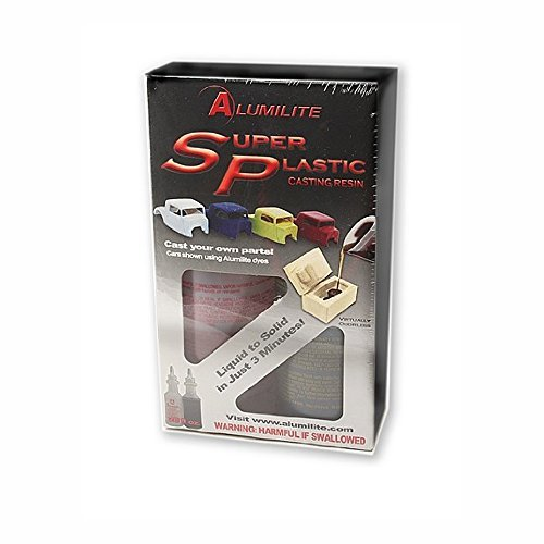 Alumilite Super Plastic Casting Resin 28 oz. Tan