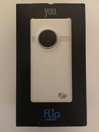 Flip MinoHD Video Camera 4 GB, 1 Hour (3rd Generation) - White