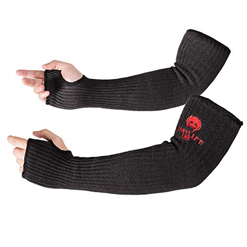 Mokeydou Kevlar-Arm-Sleeves with Thumb Holes