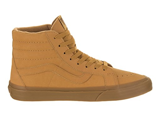 Marron Chaussures 8 Gymnastique Vans Mixte Hi SK de Adulte t8w6OpFqx