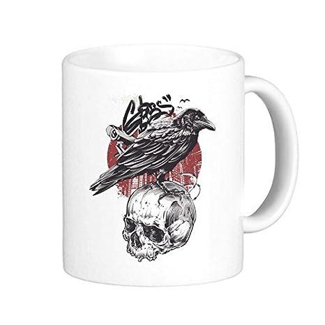 DIYthinker Esqueleto Humano Indio Cuervo Flamen Sacerdote ...