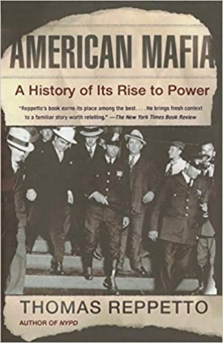 American Mafia: A History of Its Rise to Power: Amazon.es ...