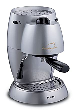 Ariete 1377, Plata - Máquina de café: Amazon.es: Hogar