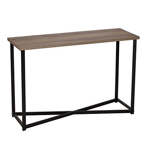 Amazon Com Household Essentials 8071 1 Ashwood Sofa Table Console