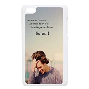 Custom High Quality WUCHAOGUI Phone case One Direction Music Band Protective Case FOR IPod Touch 4th - Case-10