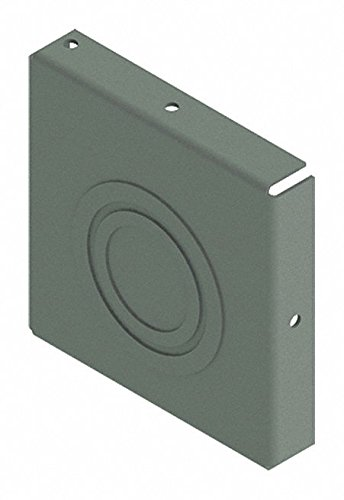 Steel Wireway Closure Plate for Hoffman F44 Series Wireways by Hoffman