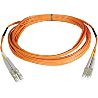 Tripp Lite Duplex Multimode 62.5/125 Fiber Patch Cable (LC/LC), 61M (200-ft.)(N320-61M)