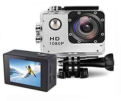 Callie Action Sports Action Camera 1080P Sport Camcorder Outdoor Action Video Camera