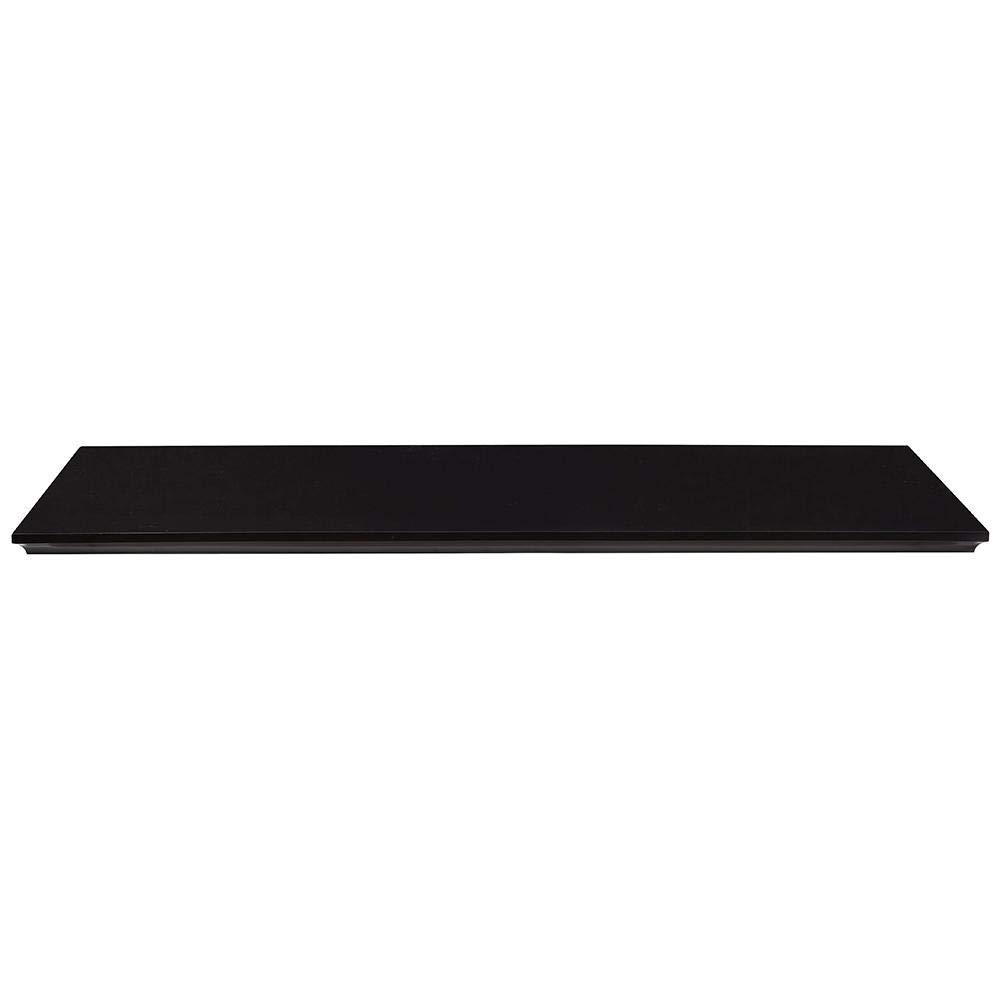 Prescott Black Modular Pantry Base Top
