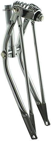 Fenix Cycles 20インチ Lowrider クラシック ストレート スプリングフォーク (クロム)