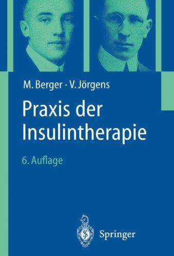Praxis der Insulintherapie (German Edition)