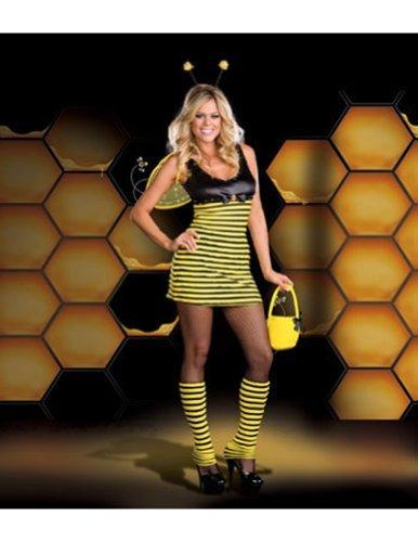 Buzzin' Around Costume - Large - Dress Size ()