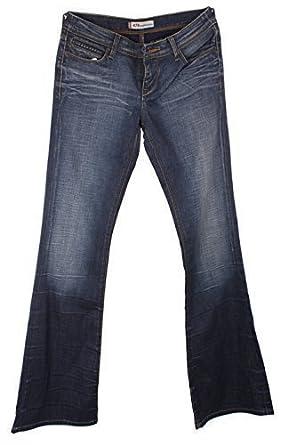 0eea37c0d87d Levis 476 pantalon slim en jeans pour femme coupe bootcut taille l34 ...