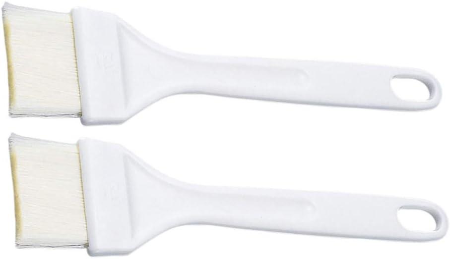 2pcs Pastry Cake Oil Brush Barbecue Grill Brush Basting Brushes BBQ Tools OJ