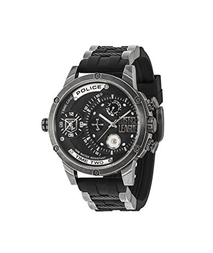 Police Limited Edition Justice League Watch 14536JQ/02P